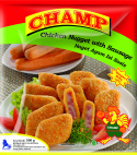 [NO IMAGE] CHAMP Nugget Sosis (500gr)