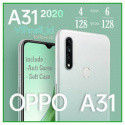 [NO IMAGE] Handphone OPPO A31 4 GB / 128 GB Hijau