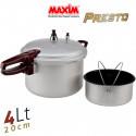 [NO IMAGE] Panci Presto Maxim 20 cm / 4 Liter